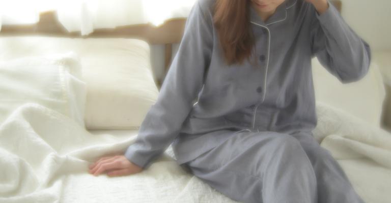 お肌に優しいパジャマを