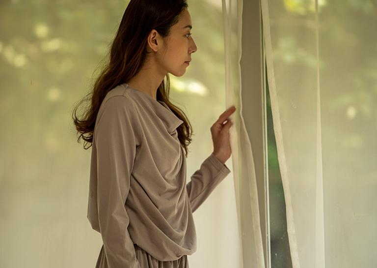 長袖・薄手のレディースパジャマ