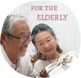 FOR the ELDERLY