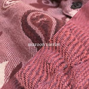 maroon merlot