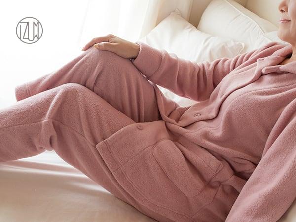 メンズ前開きパジャマ・レディース前開きパジャマ